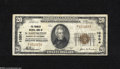 Washington, DC - $20 1929 Ty. 1 The Franklin NB Ch. # 10504 Kelly reports 20 Small for this evenly circulated note that...