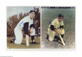 Autographs:Photos, New York Yankees Signed Photograph Lot of 6....