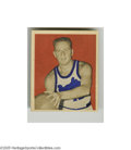 Basketball Cards:Singles (Pre-1970), 1948 Bowman William (Red) Holzman #32....