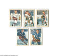 Hockey Cards:Lots, 1953-54 Parkhurst Hockey Lot of 5....