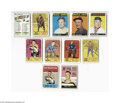 Hockey Cards:Lots, 1965-1967 Hockey Lot of 11....