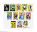 Hockey Cards:Lots, 1968-1970 Hockey Lot of 12....
