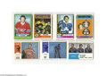 Hockey Cards:Lots, 1973-1974 OPC Hockey Lot of 7....