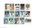Hockey Cards:Lots, 1977-1979 Hockey Lot of 15....