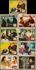 """Movie Posters:Comedy, Miracle on 34th Street (20th Century Fox, 1947) Fine+. Lobby Card Set of 8 and Lobby Card (11"""" X 14""""). Comedy.... (Total: 9 Items)"""