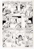 Original Comic Art:Panel Pages, Curt Swan and Dave Hunt Action Comics #532 Story Page 11Original Art (DC, 1982)....