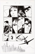 Original Comic Art:Panel Pages, Paul Gulacy and Jimmy Palmiotti Shang-Chi: Master of Kung Fu#4 Story Page 4 Original Art (Marvel, 2003)....