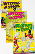 Silver Age (1956-1969):Science Fiction, Mystery in Space Group of 32 (DC, 1960-64) Condition: AverageVG/FN.... (Total: 32 )