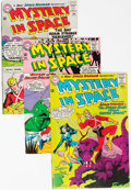 Silver Age (1956-1969):Science Fiction, Mystery in Space Group of 16 (DC, 1964-66) Condition: AverageFN/VF.... (Total: 16 )