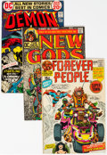 Bronze Age (1970-1979):Miscellaneous, Jack Kirby DC Group of 30 (DC, 1970s) Condition: Average FN....(Total: 30 )