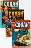 Bronze Age (1970-1979):Adventure, Conan the Barbarian Group of 43 (Marvel, 1971-75) Condition: Average VG-.... (Total: 43 )