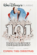 Animation Art:Poster, 101 Dalmatians Reissue Advance Theatrical Poster (WaltDisney, 1991)....
