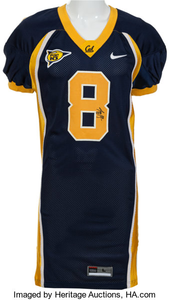 timeless design 64a2c 3579e new arrivals aaron rodgers cal jersey nike ed95b 03f37