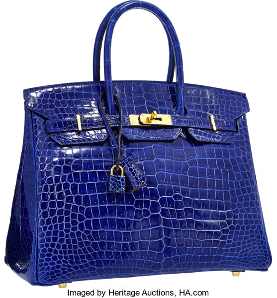 cce59dff30c ... germany luxury accessoriesbags hermes special order horseshoe 35cm  shiny blue electric alezan e2c6c bdc17