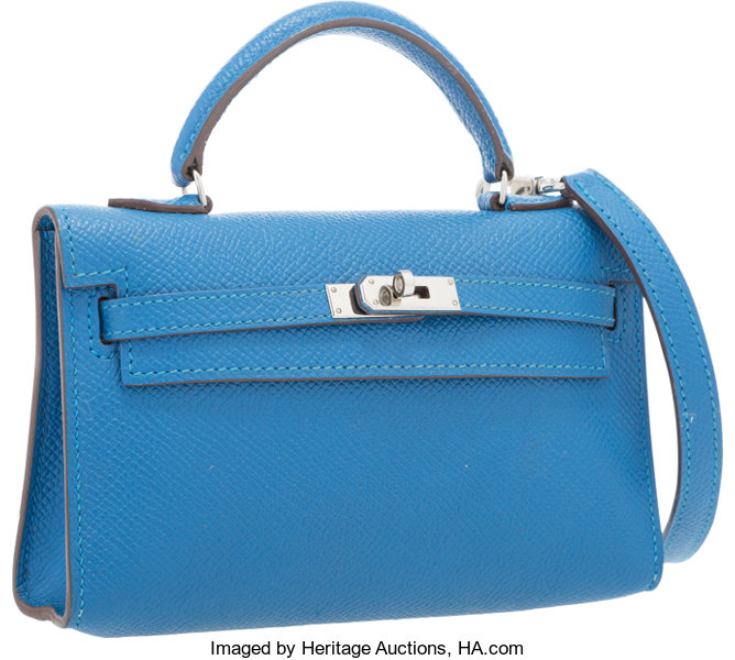 d675e3b8447d ... discount luxury accessoriesbags hermes 15cm mykonos epsom leather micro  kelly bag with palladiumhardware. afa09 3731c
