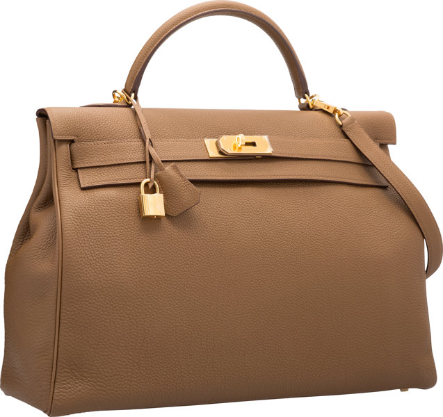 928c7d967 ... where to buy luxury accessoriesbags hermes 40cm alezan togo leather  retourne kelly bag with goldhardware.