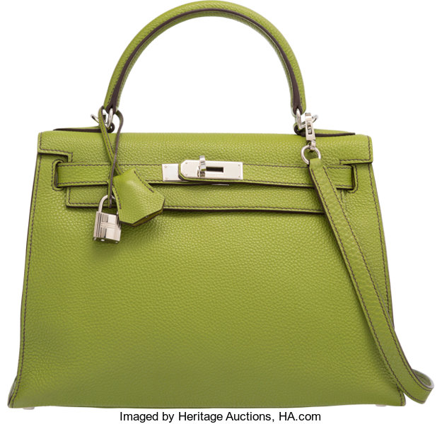 ffc581e044b ... silver hardware 87b6b 0c994 discount luxury accessoriesbags hermes 28cm  vert anis togo leather sellier mou kelly bag withpalladium 6cf0b f6baa ...