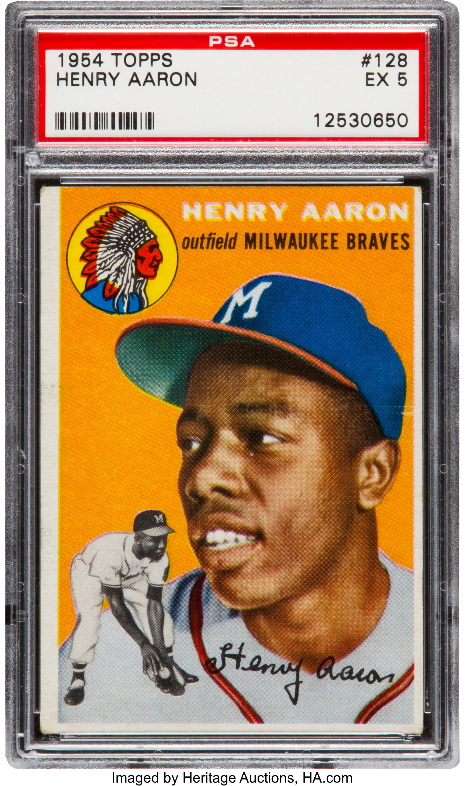 Heritage Auctions Auction Item 50959 Baseball Cards 1954 Topps