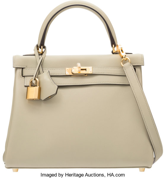 03dd18b219bf ... best luxury accessoriesbags hermes 25cm sage swift leather retourne kelly  bag with goldhardware .