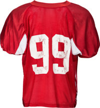 official photos 9e343 11443 sale jj watt badgers jersey 0a308 8d7e5