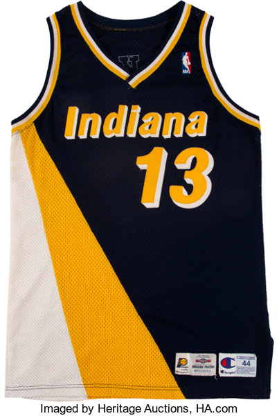 more photos 94fb1 1d09b coupon code for indiana pacers jersey history b19e6 80094