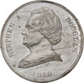 Political:Tokens & Medals, Stephen A. Douglas: Childs of Chicago Medal....