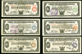 Obsoletes By State:Michigan, Matching Serial Number Hamtramck, MI- City of Hamtramck $1; $5; $10; $1; $5; $10 1933-34 Shafer MI420-1b; 5b; 10b; MI422-1b;... (Total: 6 notes)