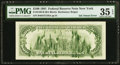 Error Notes:Ink Smears, Ink Smear Fr. 2169-B $100 1981 Federal Reserve Note. PMG Choice Very Fine 35 EPQ.. ...