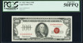 Small Size:Legal Tender Notes, Fr. 1551 $100 1966A Legal Tender Note. PCGS About New 50PPQ.. ...