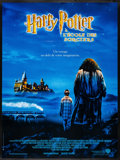 "Movie Posters:Fantasy, Harry Potter and the Sorcerer's Stone (Warner Brothers, 2001)Folded, Very Fine. French Grande (46"" X 62""). Fantasy...."