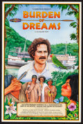 """Movie Posters:Documentary, Burden of Dreams & Other Lot (Flower Films, 1982) Rolled, Overall Grade: Very Fine-. Poster (18"""" X 27.25"""") Monte Dolack Artw... (Total: 2 Items)"""