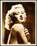 """Movie Posters:Miscellaneous, Betty Grable (1939) Fine. Autographed Photo (8"""" X 10"""").Miscellaneous...."""