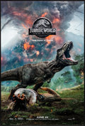 "Movie Posters:Action, Jurassic World: Fallen Kingdom (Universal, 2018) Rolled, Very Fine+. One Sheet (27"" X 40"") DS Advance. Action...."