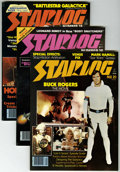 Magazines:Science-Fiction, Starlog #13-24 Group (Starlog Press, 1978-79) Condition: Average Qualified VF. ... (Total: 12)