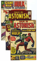 Silver Age (1956-1969):Superhero, Tales to Astonish #59-69 Group (Marvel, 1964-65) Condition: Average FN.... (Total: 11)