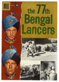 Silver Age (1956-1969):Adventure, Four Color #791 The 77th Bengal Lancers File Copy (Dell, 1957) Condition: VF/NM....