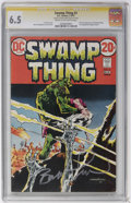 Bronze Age (1970-1979):Horror, Swamp Thing #3 and 7 CGC Signature Series Group (DC, 1973)....(Total: 2)
