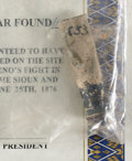 Military & Patriotic:Indian Wars, [George A. Custer]: Little Big Horn Artifact....