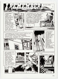 Original Comic Art:Complete Story, Don Lomax I Remember and Above and Beyond Complete1-Page Stories Original Art Group of 7 (c. 2000s-10... (Total: 7Original Art)