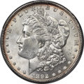 Morgan Dollars, 1892 $1 MS65 PCGS....