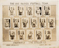 """Football Collectibles:Photos, 1925 Green Bay Packers Original """"Stiller"""" Photograph Premium - With Curly Lambeau and Cub Buck! ..."""