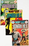 Bronze Age (1970-1979):Western, Weird Western Tales Group of 13 (DC, 1974-76) Condition: Average VF.... (Total: 13 )