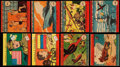 "Non-Sport Cards:Sets, 1939 R58 W.S. Corporation ""Generals and Their Flags"" (#'s 425-448),1942 R12 W.S. Corporation ""America At War"" (#'s 501-508) &..."