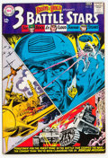 Silver Age (1956-1969):War, The Brave and the Bold #52 Three Battle Stars (DC, 1964) Condition: FN/VF....