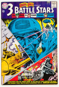 The Brave and the Bold #52 Three Battle Stars (DC, 1964) Condition: FN/VF