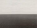 Photographs:Print, Hiroshi Sugimoto (Japanese, b. 1948). Time Exposed #337: Irish Sea Isle of Man, 1990. Offset lithograph on paper. 9-1/2 ...