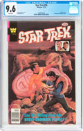 Bronze Age (1970-1979):Science Fiction, Star Trek #58 (Gold Key, 1978) CGC NM+ 9.6 White pages....
