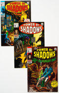Silver Age (1956-1969):Horror, Tower of Shadows Group of 6 (Marvel, 1969-70) Condition: Average VF/NM.... (Total: 6 Comic Books)