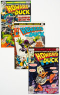 Bronze Age (1970-1979):Humor, Howard the Duck Group of 21 (Marvel, 1976-78) Condition: AverageNM-.... (Total: 21 )
