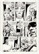Dick Ayers and Tony DeZuniga The Mighty Crusaders #6 Story Page 7 Original Art (Archie, 1984)